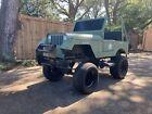 Mini Jeep golf cart/go cart custom frame/body