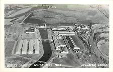 RPPC Postcard World's Largest White Pine Lumber Mill Lewiston ID Nez Perce CO