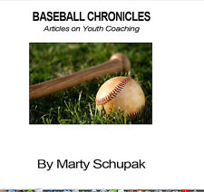 #1 Baseball Book For Little League Coaches & Parents! Drills & philosophy!