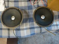 Sansui SP-1000 Speakers, S-1000 Squawkers tested