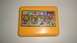 Famiclone 4 in 1 Mario games (Famicom Dendy) TESTED! Working!