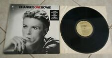 LP DAVID BOWIE Changes One (changesone) RCA CPL1-1732 Victor