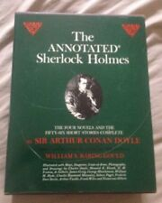 The Annotated Sherlock Holmes    Williams S. Baring-Gould