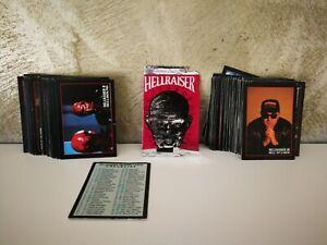 HELLRAISER TRADING CARDS