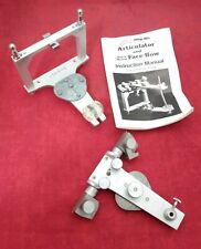 Whip Mix 3000 Series Articulator And Quick Mount Face Bow 156801