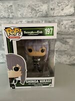 Funko POP!  Seraph of the End - Shinoa Hiragi Vinyl Figure 197