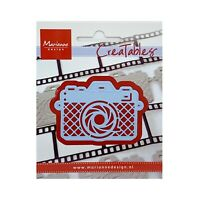 Camera Metal Die Cut Marianne Cutting Dies LR0605