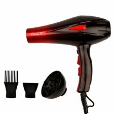 4-Pcs Professional Hairdressing Salon Hair style Blow Dryer w/Diffuser Comb Set