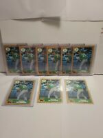 M - Mark McGwire Rookie LOT X 9 1987 Topps #366 RC Oakland Athletics A's