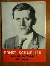 MILITÄR - GST Bildreporter - Ernst Schneller - Freund und Vorbild - Ausgabe 1970
