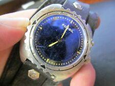 Fossil Men's Wristwatch w/ Blue Face