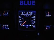 Gauge Cluster LED Dashboard Bulbs Blue For Ford 73 79 F100 - F350 Truck