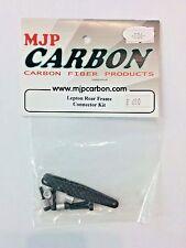 MJP CARBON  - Rear Frame Connector Kit - LEPTON HELI
