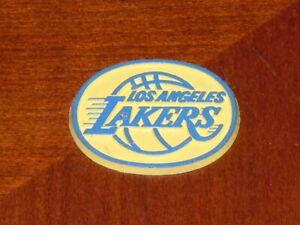 LOS ANGELES LAKERS Vintage NBA RUBBER Basketball FRIDGE MAGNET Standings Board