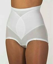 Cortland Foundations Lower Back Support White Brief Plus Size 48/9XL