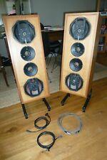 Highend 2 Paar Philips 22 RH 544 MFB Aktiv Lautsprecher Doppelbox TOP neuwertig!