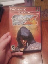 Tekken 4 (Sony PlayStation 2, 2002) Complete Greatest Hits Tested