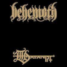 Béhémoth-the sataniste CD NEUF