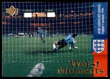 Upper Deck England 1998 - Worst Moments England - Germany 1996 # 62