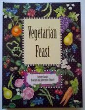 Vegetarian Feast Cookbook 500+ Vegan & Vegetarian Recipes By American Families
