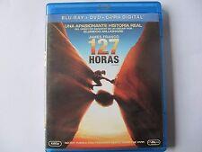 127 HORAS  Blu-Ray + DVD COMBO DRAMA