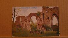 Unposted Postcard Chester: St John's Ruins B4871