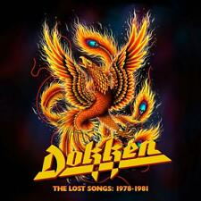 The Lost Songs: 1978-1981 Dokken Audio CD PREORDER 08