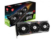 Nvidia MSI GeForce RTX 3060 Gaming X TRIO 12GB GDDR6 - High End Grafikkarte