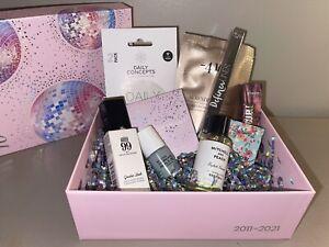 Glossybox Beauty Make Up Box Bundle Brand New