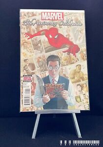Marvel 75th Anniversary Celebration Issue 1 (2014) Bagged & Boarded