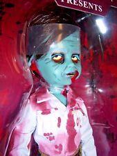 """LDD 10"""" Dawn of the Dead Flyboy Zombie doll (MISB) Living Dead Dolls (2017)Mezco"""