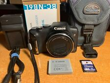 Canon PowerShot SX170 IS 16.0MP Digital Camera + SD Card + Case