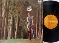 John Laws – Let Him Roll LP 1975 RCA Records Australia – SP-154 RARE!