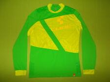 Camicia Cubo AM serie (M) perfetto!!! Ciclismo Bici Jersey Verde Giallo
