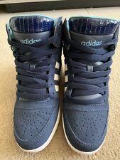 Adidas Hard Court Hi Big Logo Black White_5 | jeremy scott