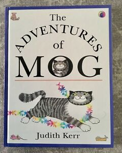 The Adventures of Mog by Judith Kerr (Hardcover, 1993)