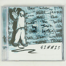 GINNIS THE MINNIS I Heard You Were Ill...Get Well CD 2003 RAP SEALED/UNPLAYED