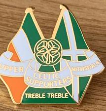 Upper Nithsdale Celta agudos insignia de los miembros de agudos