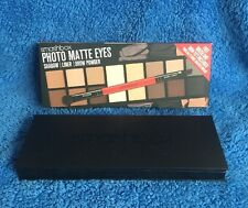 Smashbox Photo Matte Eyes Palette - Shadow, Liner And Brow Powder - MEL STOCK