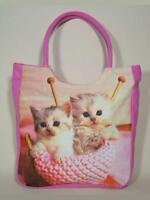 Shoppingtasche Einkaufstasche Katzen Baby Tierbaby Design by Mario Moreno Tasche