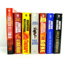 Jonathan Kellerman LOT OF 7 Novels Paperback Books Alex Delaware Series FICTION