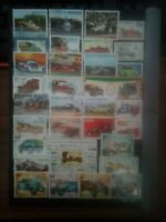 Autos Cars Coches Briefmarken Timbres Cars  Sellos Stamps