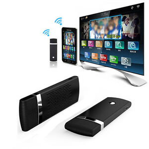 Wireless WiFi HDMI Display Dongle Adapter Video to TV for iPad iPhone Samsung