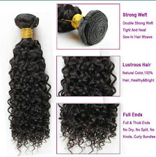 Huge Saving Kinky Curly Virgin Human Hair One Bundle  22 inch Quality Guarantee