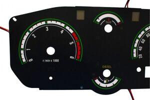 Land Rover Freelander 2 glow gauges dials plasma dials kit tacho glow dash shift