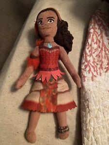 "Disney Moana Plush Doll Stuffed Toy 9"""