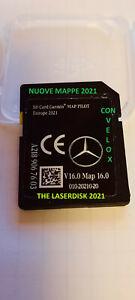 SD STAR1 MAPPE V16 2021 MERCEDES BENZ GARMIN MAP PILOT EUROPA 2021 FULL EUROPA