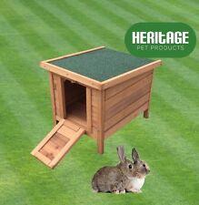 Heritage Deluxe Rabbit Hide Guinea Pig Tortoise Hutch Chicken Duck House Metal
