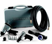Craftsman Air Tool Set 10 Piece Impact Ratchet Wrench Mechanic Kit w/ Hard Case