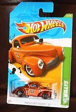 2012 Hot Wheels Treasure Hunt '41 Willys